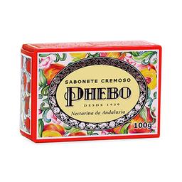 Sabonete Phebo Mediterraneo Nectarina 100 g