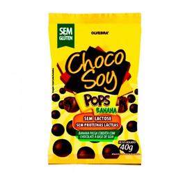 Choco Soy Pops Banana