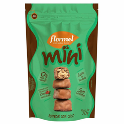 Mini Bombom Flormel Coco 70 g