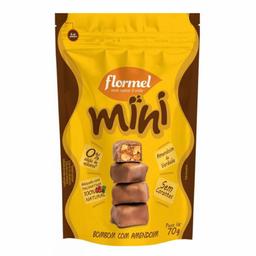 Mini Bombom Flormel Amendoim 70 g