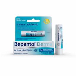 Protetor Labial Bepantol Derma 4,5 g