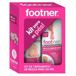 Footner Kit Meia+Creme