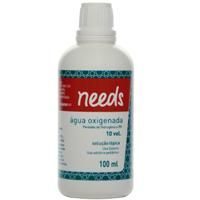 Água Oxigenada Needs Spray 10 Volumes