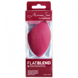 Esponja para Maquiagem Flat Blend Océane Mariana Saad