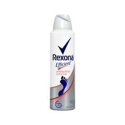 Desodorante Rexona Aerosol Efficient Para Os Pés