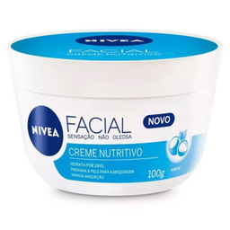 Creme Facial Nivea Nutritivo 100 g