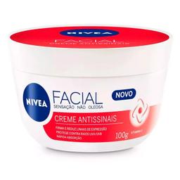 Creme Facial Nivea Antissinais 100 g