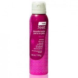 Needs Desodorante Para Os Pés Floral