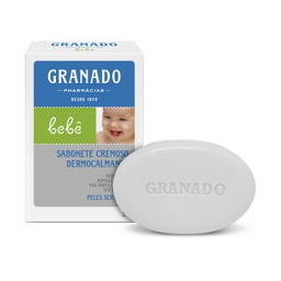 Sabonete Granado Bebê Pele Sensivel 90 g