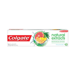 Creme Dental Natural Extracts Reinforced Defence Colgate 90 g
