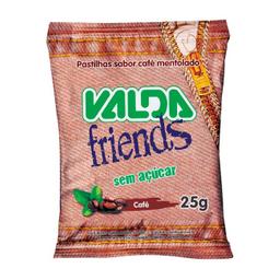 Pastilha Valda Friends Café 25 g