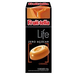 Bala Fruittella Life Caramelo 18,9 g
