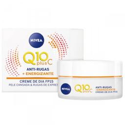 Creme Nivea Q10 Dia Plus Antissinais 51 g