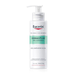 Gel De Limpeza Eucerin Dermo Pure Oil Control 200 mL