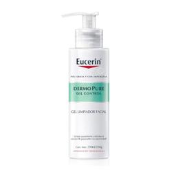 Gel De Limpeza Eucerin Dermo Pure Oil Control 200 mL