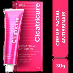 Creme Cicatricure Antissinais, 30g