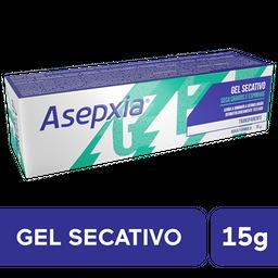 Gel Secativo Asepxia, 15G