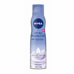 Nívea Hidratante Soft Milk 200 mL