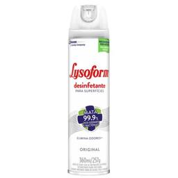 Lysofor Aerossol 360 mL