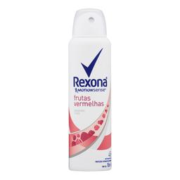 Desodorante Rexona Aerosol Frutas Vermelhas 48 Horas 150 mL