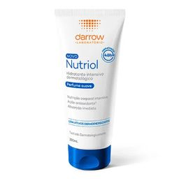 Loção Hidratante Darrow Nutriol Com Perfume 200 mL