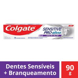 Creme Dental Colgate Sensitive Pro-Alívio Imediato Original 90g