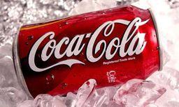 Refrigerante Cola-Cola 350 mL