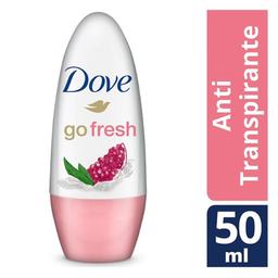 Dove Desodorante Roll On Roma E Verbena Go Fresh