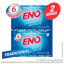 Eno Sal De Fruta Tradicional 5 G 2 Envelopes