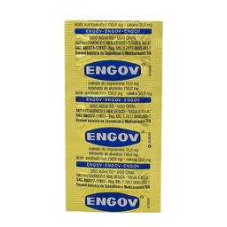 Engov Blister 6 Comprimidos