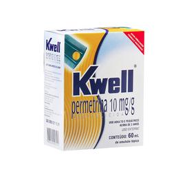 Kwell Solução com 60 mL