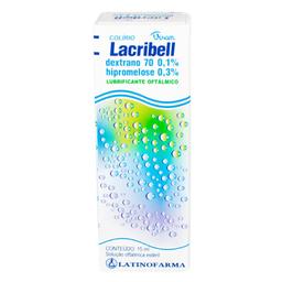 Lacribell Colírio 15 mL