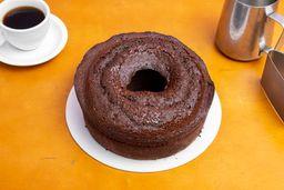 Bolo De Chocolate - 10 A 12 Fatias