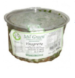 Vinagrete Mil Green 250 g