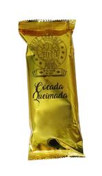 Picolé Cocada Queimada