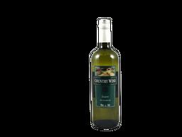 Vinho Country Wine Branco Suave 750 mL