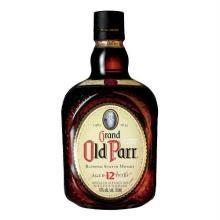 Whisky Old Parr 1 L