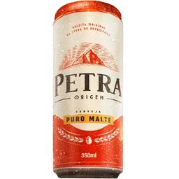 Cerveja Petra Puro Malte Lt 350 mL