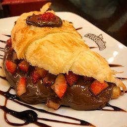 Nutella® com Morangos