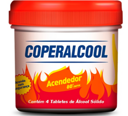 Acendedor Coperalc Tablete 60 g