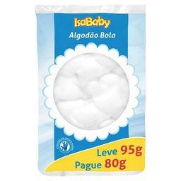 Algodão Bola Isababy Leve 95 g Pague 85 g