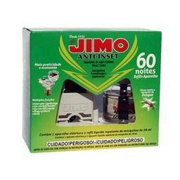 Anti-Inseto Jimo Ap+Refil 60 Noites