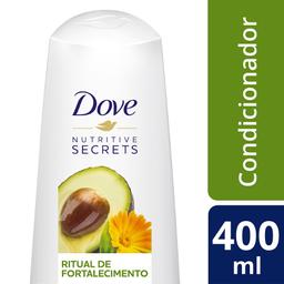 Condicionador Dove Ritual de Fortalecimento 400 mL