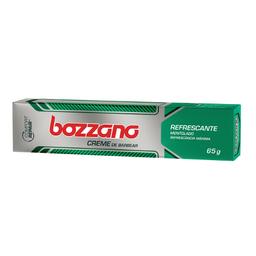 Creme de Barbear Bozzano Refrescante 65 g