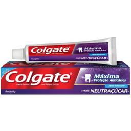 Creme Dental Colgate Mpa Neutraucar 90 g