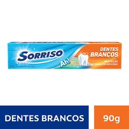 Creme Dental Sorriso Dentes Brancos com 90 g