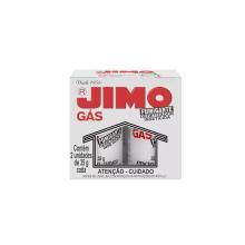 Dedetizador Jimo Gás Fumigante Com 2 Und 35 g Cada