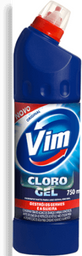 Desinfetante GeL Vim Cloro Original 300 mL