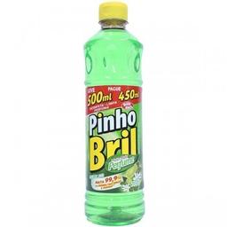 Desinfetante Pinho Bril Leve Pague 450 mL Limão 500 mL
