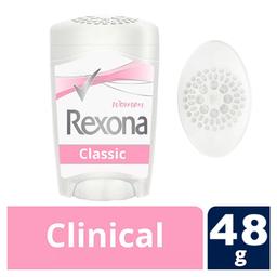 Desodorante Rexona Clinical Women Stick Com 48 g